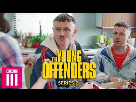 When You Get Caught Lying | The Young Offenders Series 2