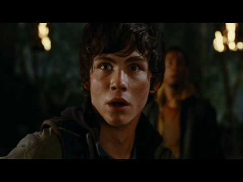 Percy Jackson & The Lightning Thief Trailer