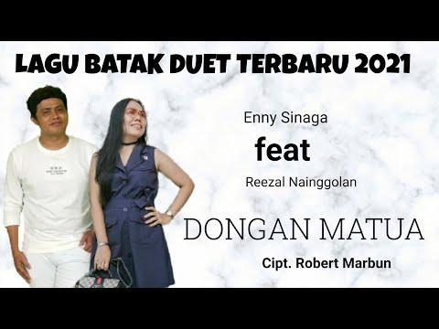 dongan matua teman hidup enny sinaga ft reezal nainggolan official video lirik