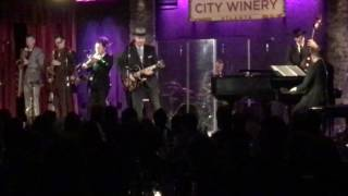 Big Bad Voodoo Daddy: Is you is or is you aint my Baby: 4/3/17: City Winery, Atlanta, GA