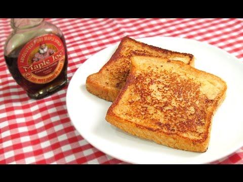 Tostadas Francesas | French Toast | Desayunos fáciles y rápidos