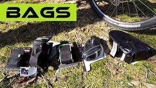 How To Choose The Right Saddle Bags: Capacity & Features Test. PATREON SPONSORED