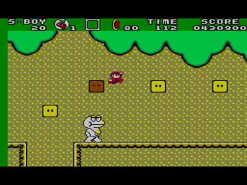 Super Boy 4 (Super Mario World SMS Clone) FINAL