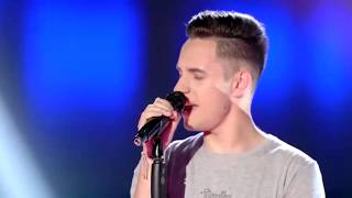"Samuel: ""Still Loving You"" - Audiciones a Ciegas - La Voz 2017"