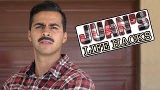 JUAN'S LIFE HACKS   David Lopez
