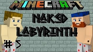Minecraft | FTB: Unleashed | Naked Labyrinth | Crainer the Cannibal