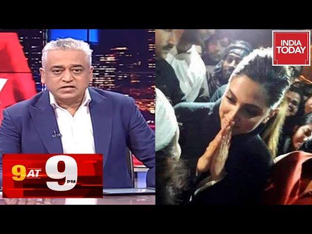Top 9 Headlines Of The Day With Rajdeep Sardesai | India Today | January 8, 2020