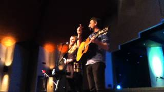 Copperlily - Map to Your Heart [Live - Carmel, Indiana; 3/16/2014]