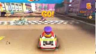 Garfield Kart Gameplay HD PC