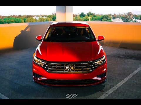 2019 Volkswagen Jetta Lowered / Custom Exhaust / Niche Gamma M191 Wheels / CAI - AEM Intake