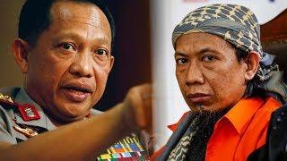 Kapolri Minta Pernyataan Teroris Aman Abdurrahman soal Bom Surabaya Diviralkan
