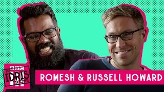 Romesh and Russell Howard talk about 'Mummy Issues'