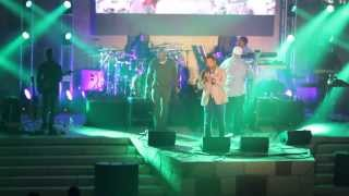He Lives Remix- Fred Hammond [Live In Toronto]