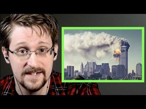 Snowden - How 9/11 Birthed the Modern Surveillance State | Joe Rogan