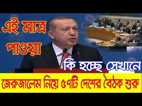 সাবাস গর্জে উঠল মুসলিম বিশ্ব, ইসরাইল, jerusalem news bangla, jerusalem bangla news, bangla news 24
