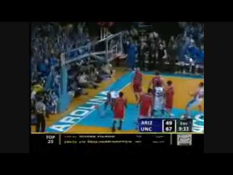 Video: Top-100 UNC Dunks