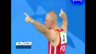 Szymon Kołecki Pekin 2008
