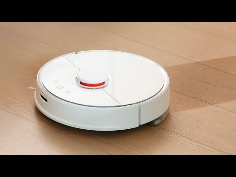 Обзор Xiaomi Mi Roborock Sweep One