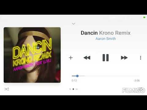 Aaron Smith - Dancin Krono Remix. Lyrics. Текст Песни.