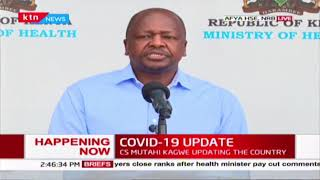 CS Kagwe: We have operationalised Kenyatta University Teaching hospital