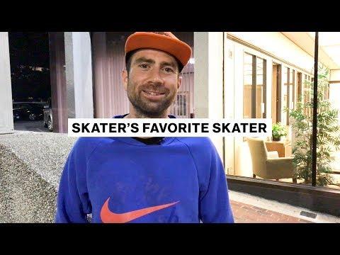 Skater's Favorite Skater: Bobby Worrest