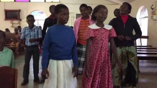 Mulanje Mission Children's Choir