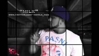 Mykel Bottoms Up remix feat. Milk