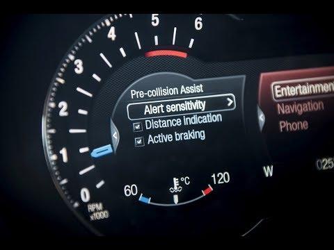 Ford S-Max Innenraum Nachtbeleuchtung (2017)