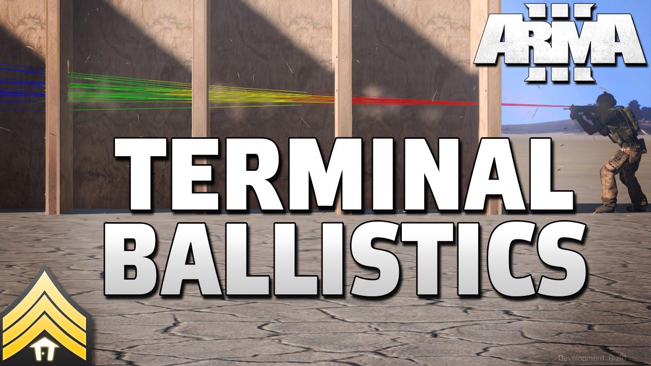 ARMA 3's Incredible Ballistics Model Explained