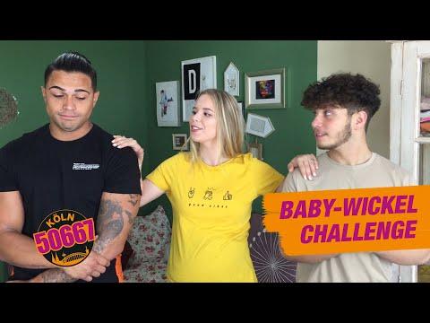Wer kann besser Babys wickeln? 👶 Baby-Wickel-Challenge | Köln 50667