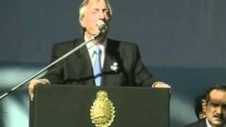 25 De Mayo De 2007 La Patria Somos Todos Discurso Néstor Kirchner
