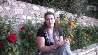 Евгения Телиженко, гид паломнического центра Солунь | Solun