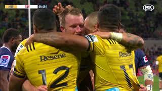 Super Rugby Round 7: gli Hurricanes ridimensionano le aspettative australiane
