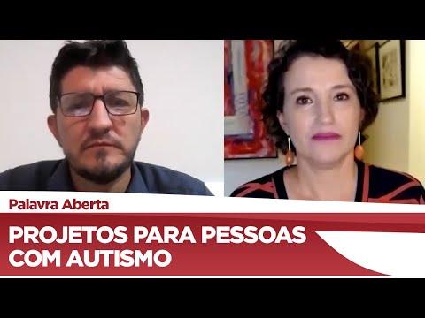 Glaustin da Fokus propõe atendimento público especializado para pessoas com autismo - 25/03/21