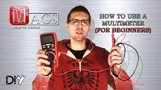 How To Use a Multimeter (For Beginners)