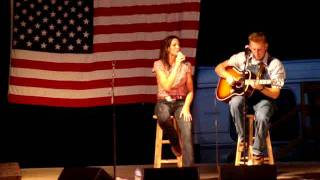 "Joey & Rory - ""Where Jesus Is"" - Boone County Fair"