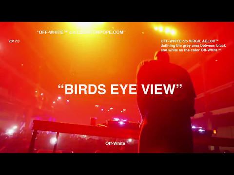 virgil abloh opening set birds eye view tour terminal 5 sold
