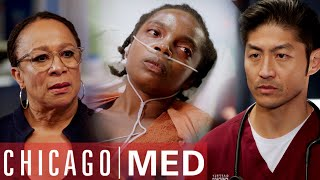 HIV Patient Refuses To Be Treated | Chicago Med