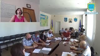 Засідання виконавчого комітету Світловодської міської ради, 09.07.21