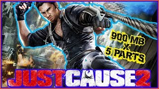 just cause 3 pc game download highly compressed