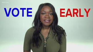 2020 Election: Early Voting Tips