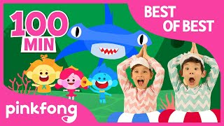 Baby Shark Dance and more | Best Songs of the Year | +Compilation | Pinkfong Songs for Children