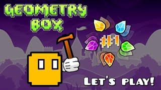 LET'S PLAY GEOMETRY BOX #1