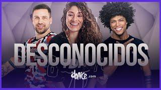 Desconocidos  Mau y Ricky Manuel Turizo Camilo  FitDance Life Coreografía Dance