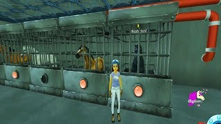 Trapped Horses In Cage ! Star Stable Online Horse Video Game Play