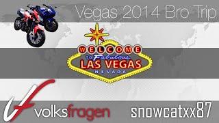 Vegas Bro Trip 2014 Itinerary w/ snowcatxx87 | Dual MotoVlog | Ducati 899 Panigale