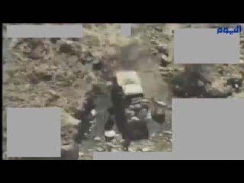 «التحالف» ينشر فيديوهات تكشف انتصارات الحوثي الوهمية في اليمن