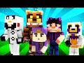 FNAF World - Day 1 (Minecraft Roleplay)