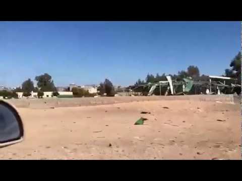 أثار قصف قوات حفتر لمدرسة القدس في منطقة عين زارة