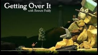 Getting Over It #1| HOW AM I SUPPOSED TO DO THIS???!!?
